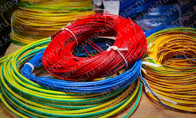провод пугв 1х25 томский кабельный завод